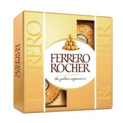 Ferrero Rocher X4