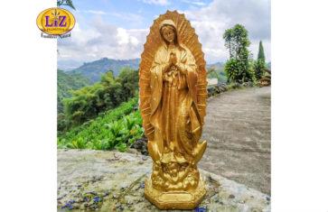 Virgen Cerámica
