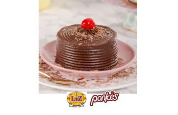 Torta Individual de Chocolate